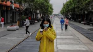 China registra leve aumento de casos da Covid-19