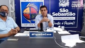 Prefeito de São Sebastião diz que 'foi pego de surpresa' com feriadão: 'Não é o momento'