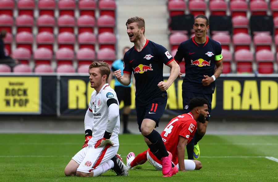 Manchester United ou Liverpool quem vai contratar Timo Werner