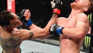 Justin Gaethje é campeão do UFC 249; Cejudo anuncia aposentadoria