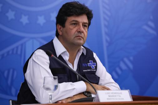 CPI da Covid-19: Mandetta, Teich, Pazuello, Queiroga e Barra Torres vão depor na semana que vem