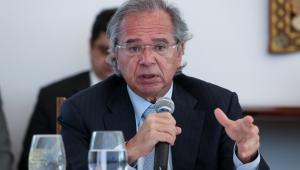Governo está aberto a debater metodologia de alíquota de imposto, diz Guedes