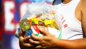Alimentos registraram alta de 10% nos últimos 12 meses