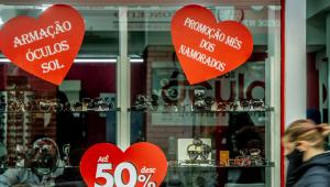 Pandemia deve fazer comércio de SP perder R$ 19 bi no Dia dos Namorados