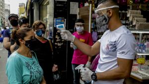 Comerciantes de SP lamentam volta de restrições e dizem que lojas não representam risco maior de contágio