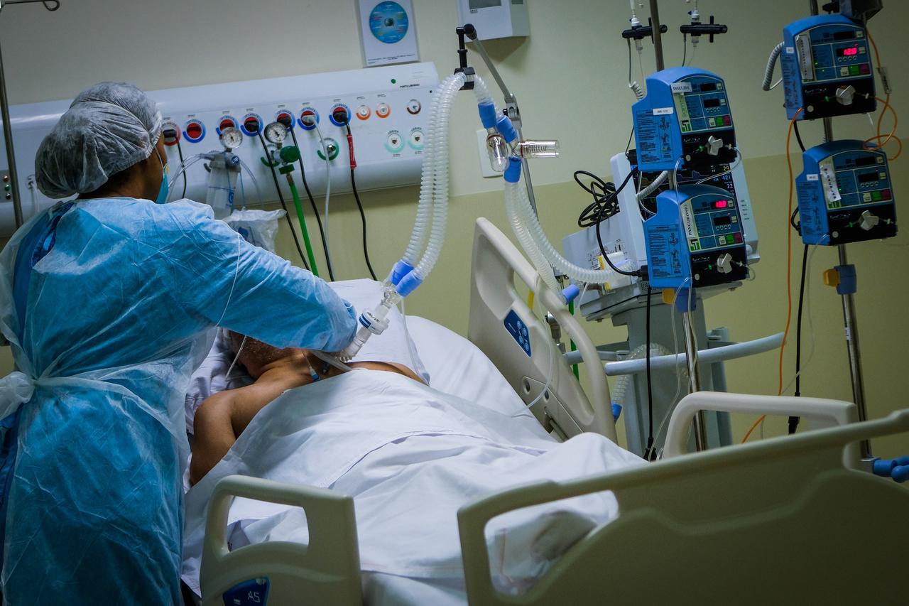 UTI de um hospital