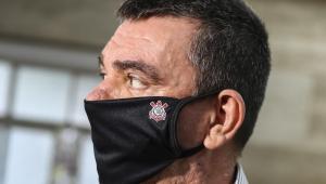 Grupo de oposição do Corinthians aciona a Justiça e pede o afastamento de Andrés