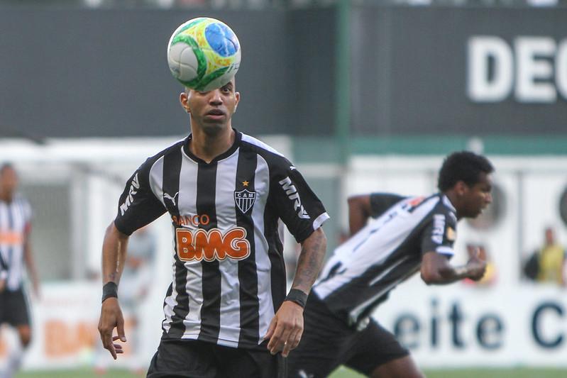 Tardelli deve ser o novo 'homem de referência' na área do Atlético-MG – Jovem Pan