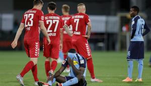 Mönchengladbach perde e vê vaga para Liga dos Campeões ameaçada