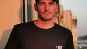 Casillas é ex-goleiro do Real Madrid e da Seleção espanhola
