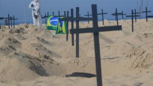 Covid-19: Brasil tem 1.237 mortes e mais de 53 mil novos casos em 24 horas