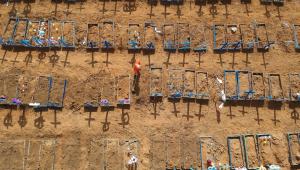 Brasil tem 1.079 mortes e mais de 50 mil novos casos de Covid-19 em 24 horas