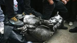 estátua de Edward Colston