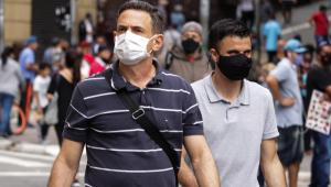 São Paulo registra mais de 300 mil casos de coronavírus