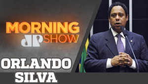 DEPUTADO ORLANDO SILVA - MORNING SHOW - AO VIVO - 01/06/20