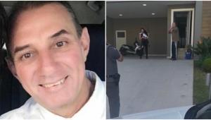 Vídeo de empresário desacatando policial viraliza em redes sociais