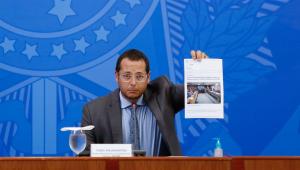 Wajngarten: 'Governo não define site onde é veiculada propaganda oficial'