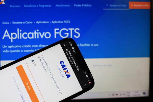 Caixa inicia pagamento do saque emergencial do FGTS nesta segunda
