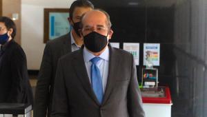 O ministro da Supremo Tribunal Federal (STF), Gilmar Mendes