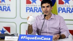 Polícia faz buscas no gabinete do governador do Pará; secretários são presos