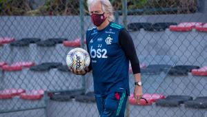 Flamengo: Imprensa portuguesa crava acerto entre Benfica e Jorge Jesus