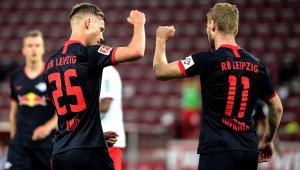 RB Leipezig é surpreendido pelo Colônia mas sustenta 3º lugar do Alemão