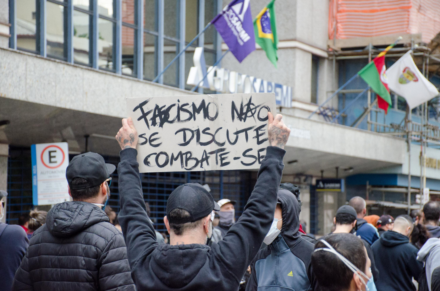 manifestação, são paulo