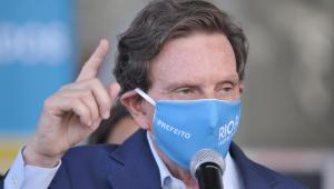 Crivella é condenado a pagar multa de R$ 20 mil por propaganda antecipada