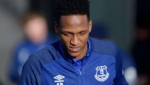 Mina deve desfalcar o Everton no retorno do Campeonato Inglês