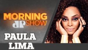 PAULA LIMA - MORNING SHOW - AO VIVO - 05/06/20