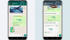 WhatsApp lança função de pagamentos pelo aplicativo no Brasil