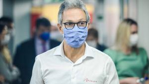 Zema diz que não vê problema em empresários exigirem vacinação dos funcionários