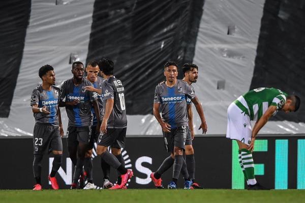 Sporting empata com Vitória de Guimarães e pode se afastar do 3º lugar – Jovem Pan