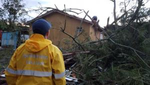 Região Sul deve ser atingida por mais um ciclone nesta semana