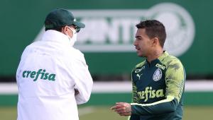 Palmeiras retoma atividades com bola e detecta mais um caso de Covid-19