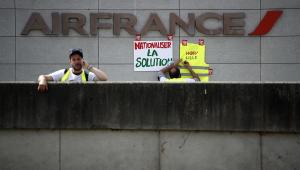 Pandemia fará Air France fechar 7.580 postos de trabalho nos próximos 3 anos