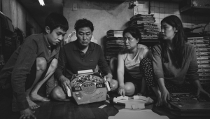 'Parasita' ganha versão em preto e branco; veja o trailer