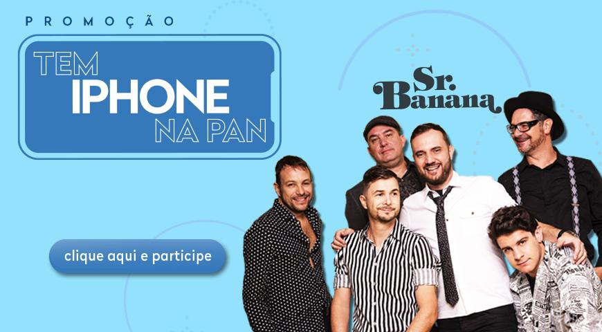 Tem Iphone Na Pan