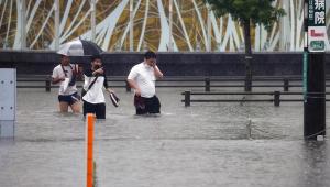 Japão: Número de mortos por temporais chega a 58; 17 seguem desaparecidos