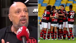 Nilson Cesar exalta torcida do Flamengo após recorde mundial no YouTube: 'Não foi surpresa'