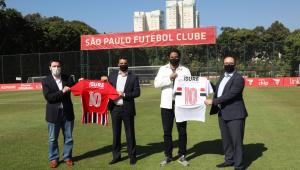 São Paulo fecha novo patrocínio até o fim do ano; saiba quanto o clube ganhará