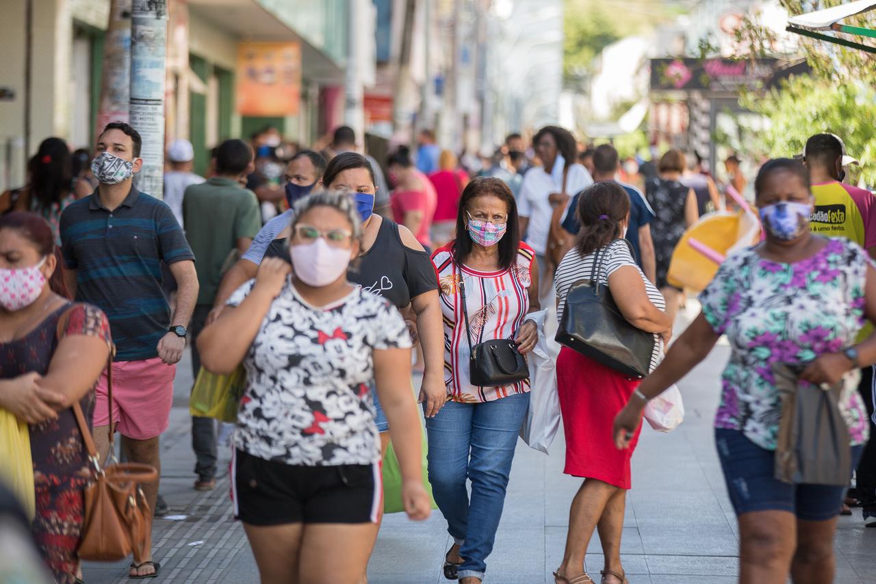 Brasil é um dos pais mais afetados pela pandemia do novo coronavírus