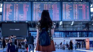 62% da população brasileira afirma que não entrará em um avião nos próximos nove meses