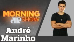 ANDRÉ MARINHO - MORNING SHOW - AO VIVO - 30/07/20