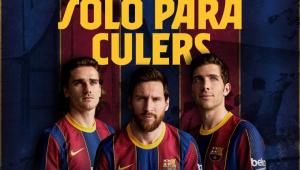 Barcelona apresenta nova camisa para a próxima temporada; confira imagens