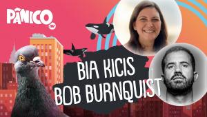 BIA KICIS E BOB BURNQUIST - PÂNICO - AO VIVO - 06/07/20
