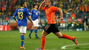 Há 10 anos, Brasil levava virada da Holanda e se despedia da Copa do Mundo; relembre