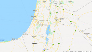 Internautas acusam Google de tirar Palestina do Maps, mas região nunca esteve identificada