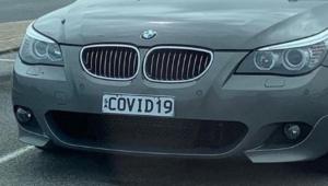 Mistério: Carro com placa COVID 19 é abandonado em aeroporto da Austrália