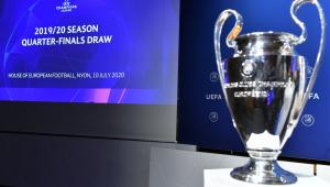 Champions League tem PSG x Atalanta e Atlético de Madrid x RB Leipzig nas quartas; confira